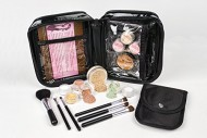 15 pc Mineral Makeup Starter Kit (BEIGE) Foundation Set Bare Skin Powder Sheer Natural Cover
