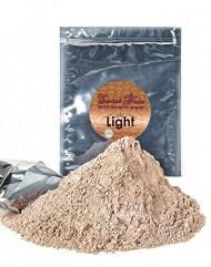 Bulk Refill Mineral Foundation (LIGHT) Makeup Powder Matte Bare Skin Sheer SPF 15 Cover (12 Grams)