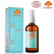 GRAND OPENING PROMOTION – BUY 1 100ml and GET 1 10ml FOR FREE!!! Argan Tree Morocco Gaga Oil For Hair – 100% Organic Certified & Imported from Morocco. Added with snail essence & other fruits extract.- Prevents Frizz & Revitalizes Natural Hair Shine & Silkiness – See immediate result with its instant absorption feature from this lightweight, and delicate natural oil -100% Satisfaction Guaranteed (3.4 Oz / 100ml)