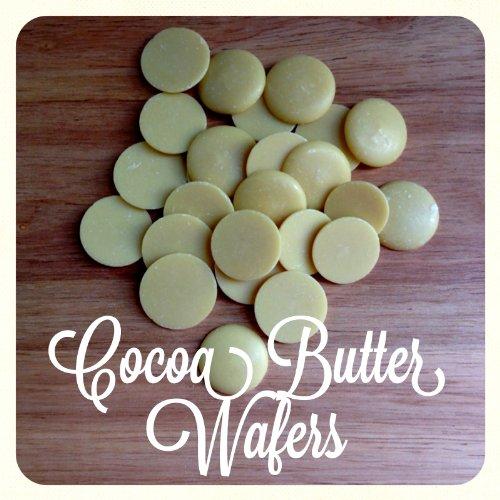 Cocoa / Cacao Butter Unrefined Organic Raw Fresh Pure Natural 2 oz
