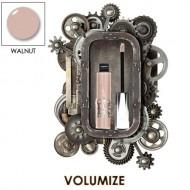 100% VEGAN STEAMPUNK BRILLIANT TINTED SHINE LIP PLUMPER (Walnut)