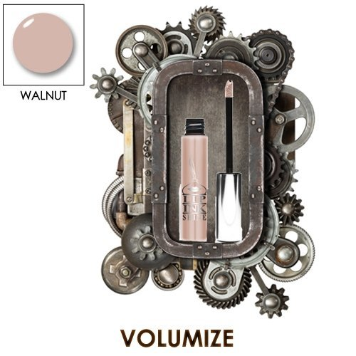 100% VEGAN STEAMPUNK BRILLIANT TINTED SHINE LIP PLUMPER (Walnut)