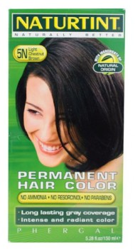 Naturtint Permanent Hair Colorant 5N Light Chestnut Brown — 5.28 fl oz