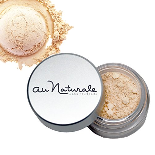 Au Naturale Organic Powder Concealer in Flax