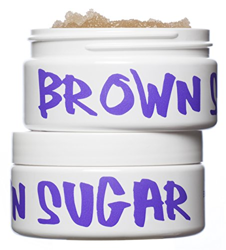 Nature Girl – Organic Brown Sugar Body Scrub (Lavender Orris)