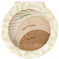 Physicians Formula Organic Wear 100% Natural Origin Face Sculpting Trio-Fair Organics-0.3 oz