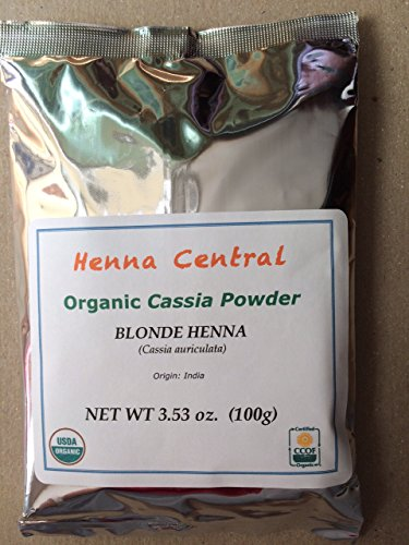 Organic Cassia Powder