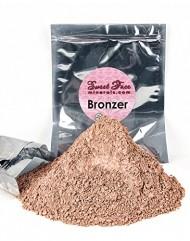Bulk Refill Mineral BRONZER POWDER Warmth Makeup Bare Skin Sheer Full Cover (12 Grams)